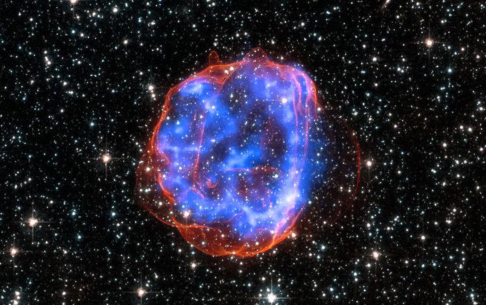 Ученые: Вселенная расширяется медленнее, чем предполагалось
