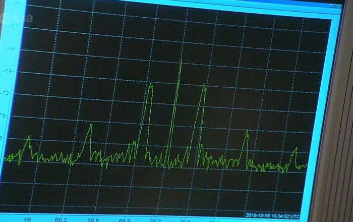 Зонд MRO сообщил фотографии места падения модуля Schiaparelli наМарсе