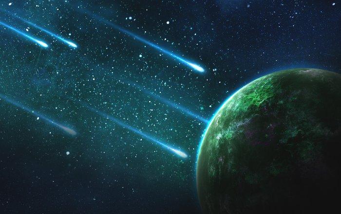 Земле угрожают 15 тыс. астероидов