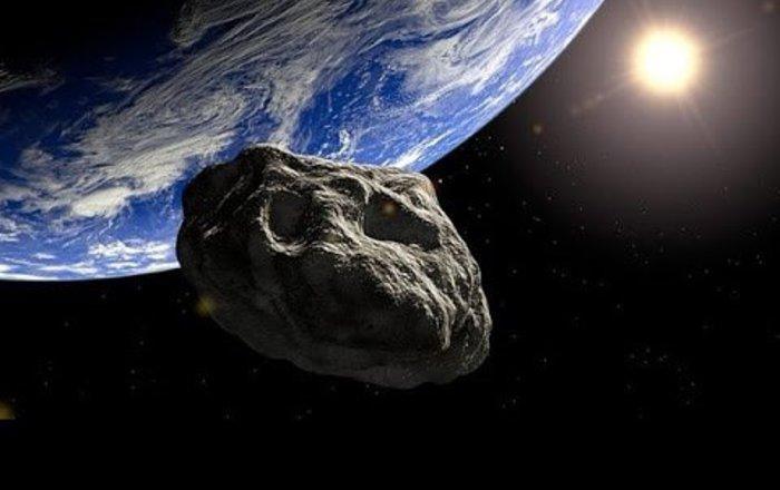 Крупный астероид пролетел мимо— Опасность прошла