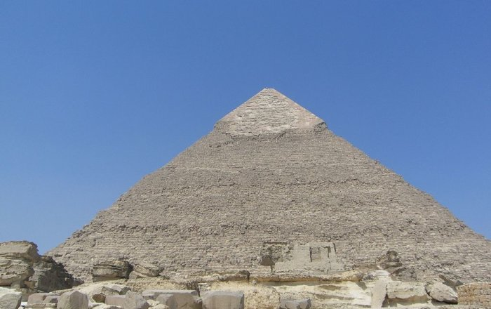 В Египте нашли остатки неизвестной пирамиды