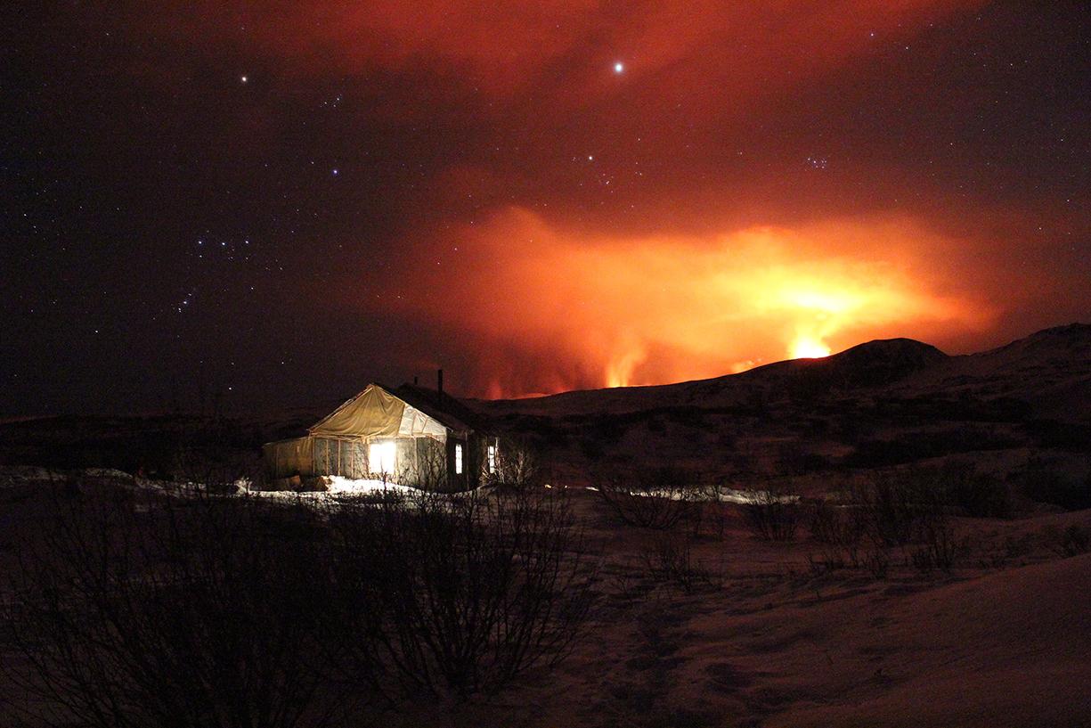 Ученые сумеют предсказывать извержения вулканов Камчатки