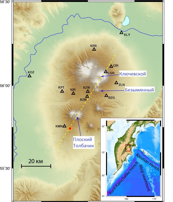 Ученые научились предсказывать извержения камчатских вулканов
