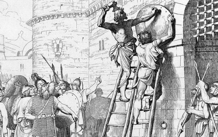 История исчезнувшей империи. Покорение Севера