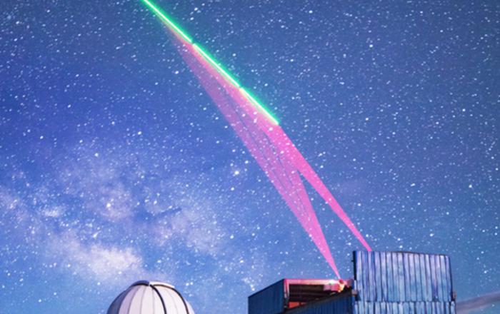Продемонстрированы возможности квантовой связи через спутник