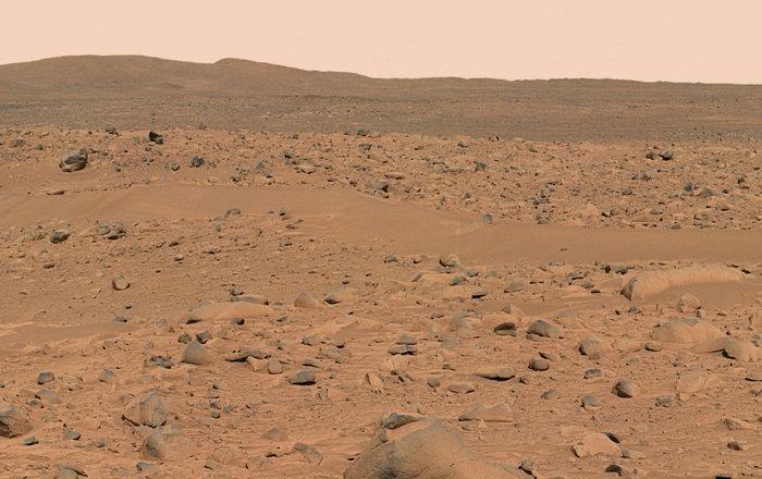 Предложена новая технология для поиска жизни на Марсе