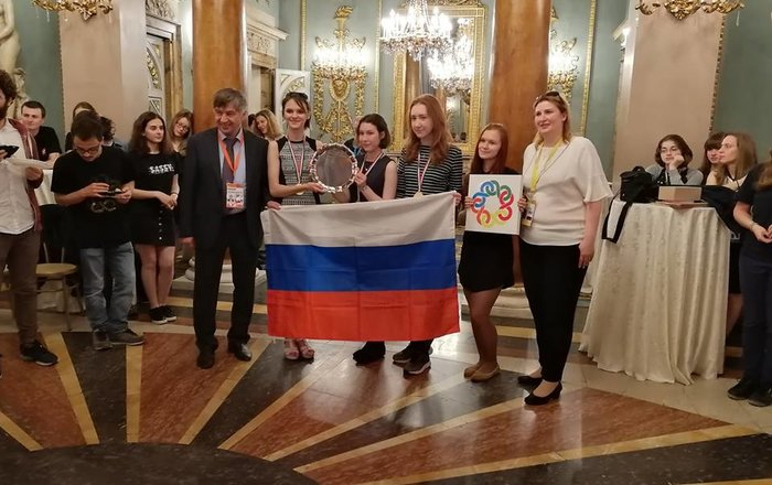 Картинки по запросу Россиянки заняли первое место в Математической олимпиаде для девочек