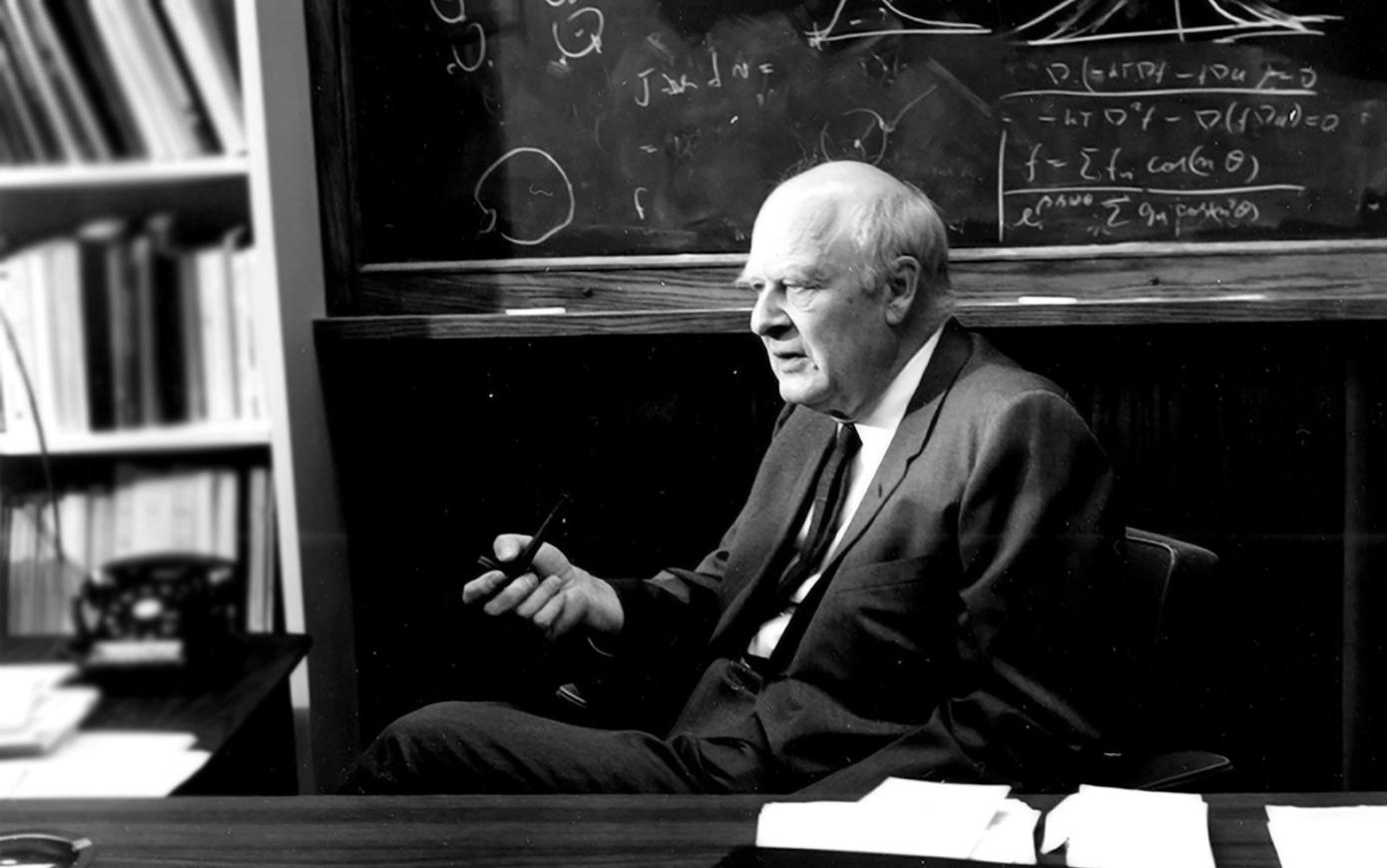 Нобелевские лауреаты: Ларс Онcагер