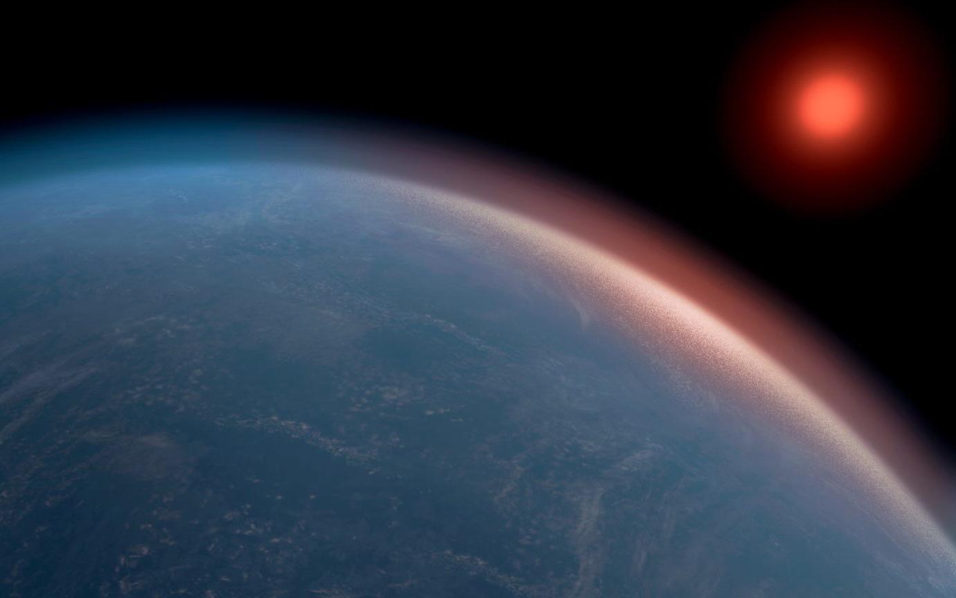 На суперземле подтвердили наличие условий для существования жизни