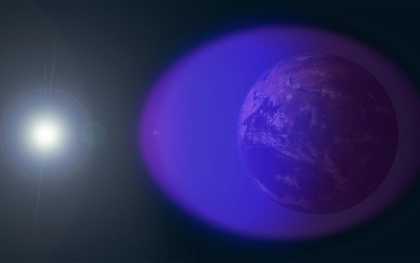 Модели ионосферы Земли скорректировали по данным приемников сигналов спутников навигации
