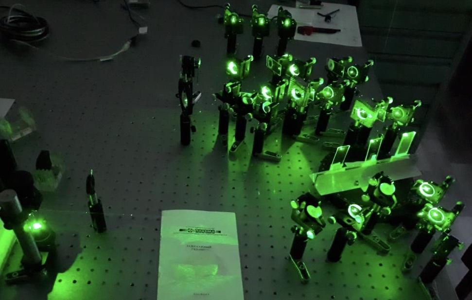 Физики создали оптический сенсор на основе квантового алгоритма