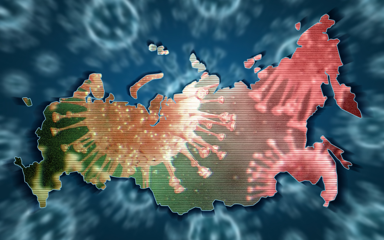 За сутки от COVID-19 в России умерли 156 человек
