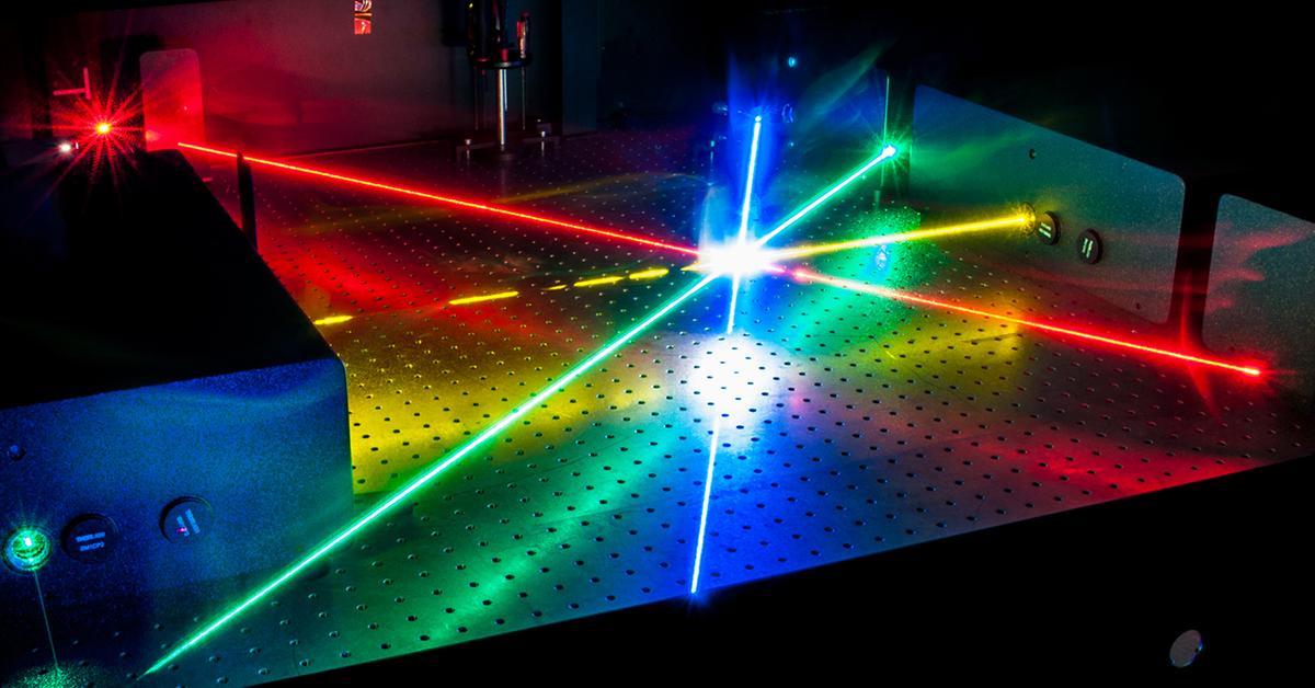 Лазеры в картинках
