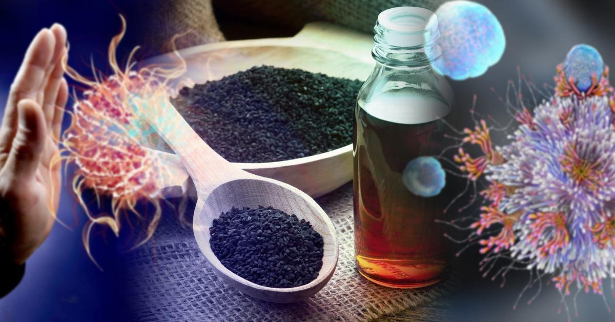 Как принимать масло черного тмина при гипертонии