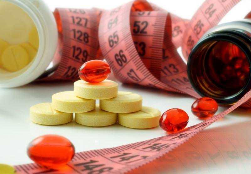 какие препараты для похудения что делать