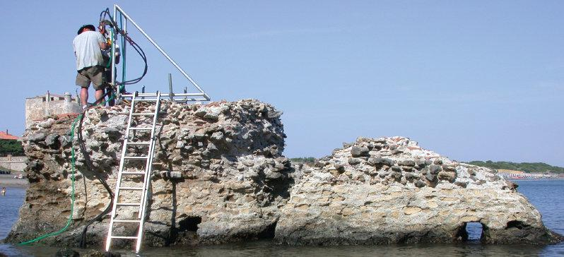 римский бетон википедия